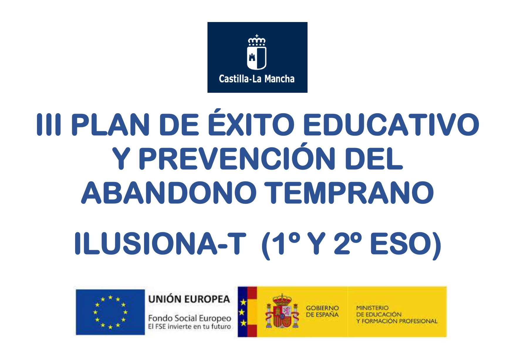 III PLAN DE EXITO EDUCATIVO WEB